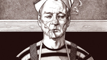 Bill Murray.