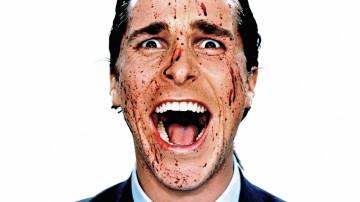 Christian Bale interpretó a Patrick Bateman en el cine.