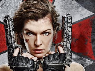 Resident Evil, el capítulo final, llega a los cines.