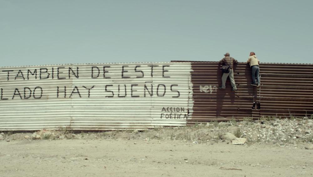 Fotograma del documental MUROS