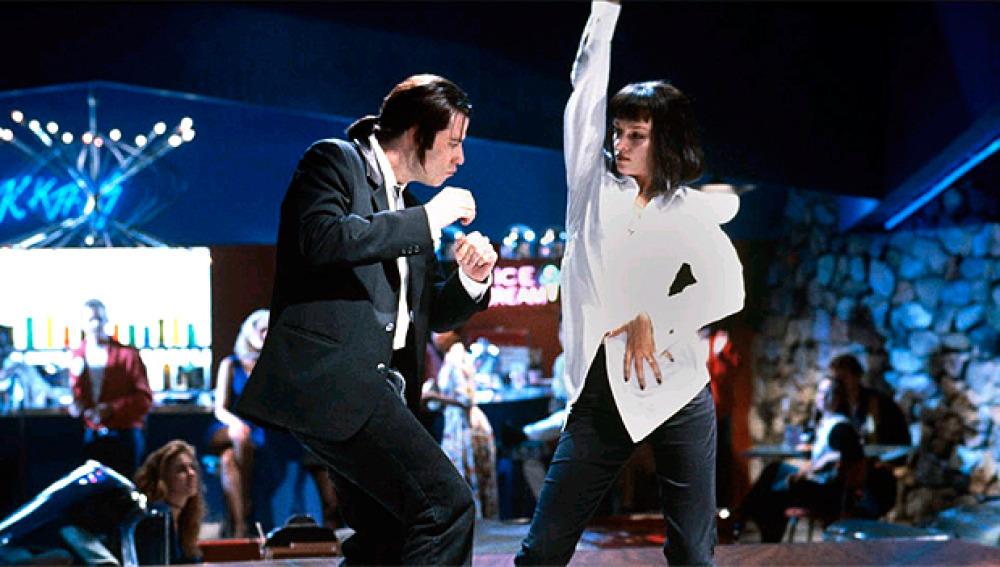 'Pulp Fiction' ganó la Palma de Oro en 1994
