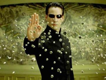 Neo, personaje de la película Matrix
