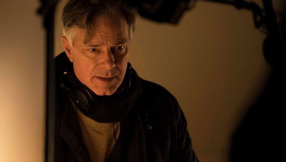 El director Whit Stillman.