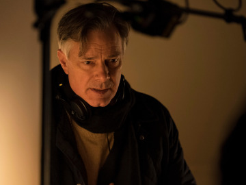 El director Whit Stillman.