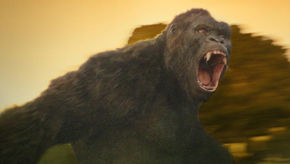 El mítico King Kong en 'Kong: Skull Island'