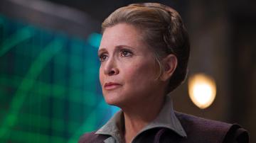 ¿Aparecerá Leia en 'Star Wars IX'?