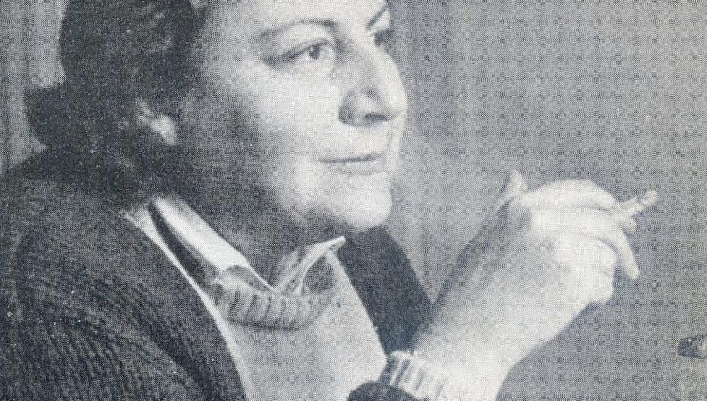 Gloria Fuertes nació en Madrid en 1917.