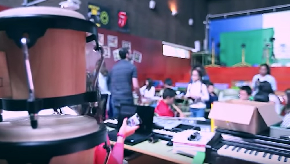 Crea Banda Sonora, proyecto educativo de música