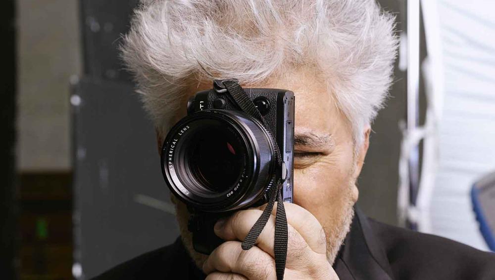 El cineasta Pedro Almodóvar