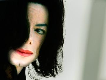 Michael Jackson, antes de entrar en el juzgado