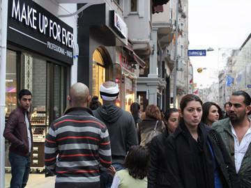 Calvos por Estambul