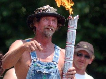 Red Neck o hillbilly, habitantes de Los Apalaches