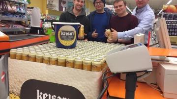 Pack de 1000 cervezas