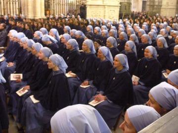 Monjas congregación Iesu Communio