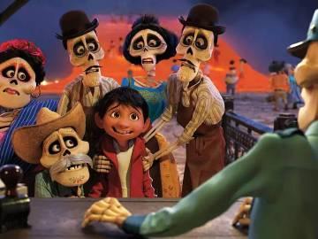 ¿Ha plagiado Pixar 'El libro de la vida' con 'Coco', su nueva obra sobre El día de los muertos mexicano?