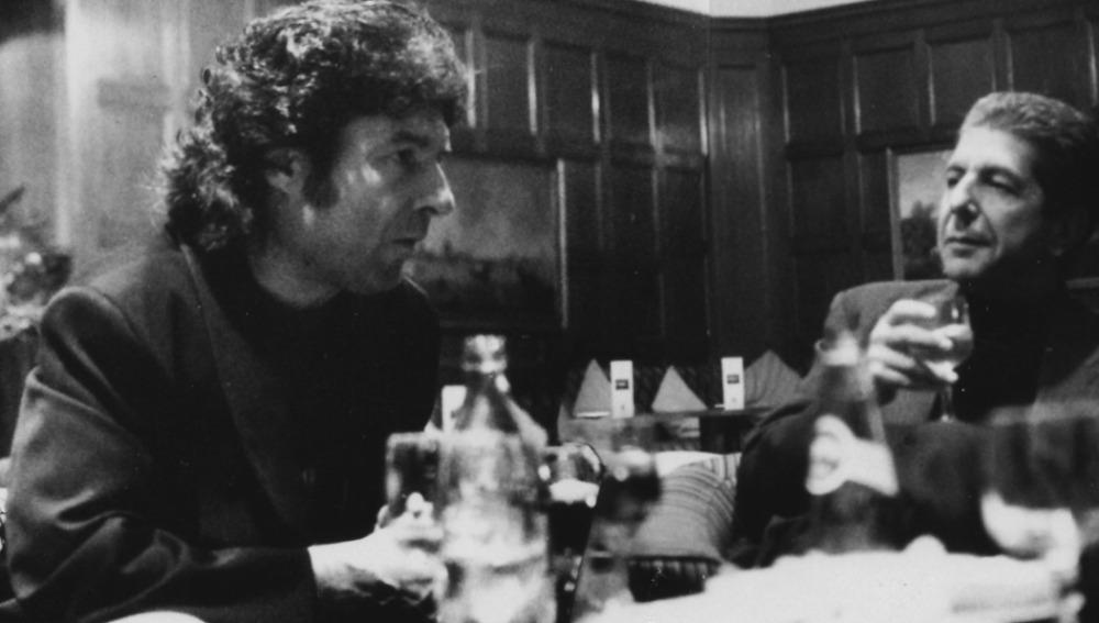 Enrique Morente siempre había admirado a Leonard Cohen, al que conoció en los 90.