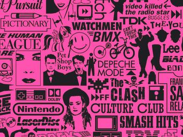 2017 ha sido el año de la consagración de los 80 como referencia cultural.