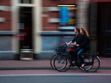 Valladolid recomienda el uso de la bicicleta debido a los altos niveles de contaminación