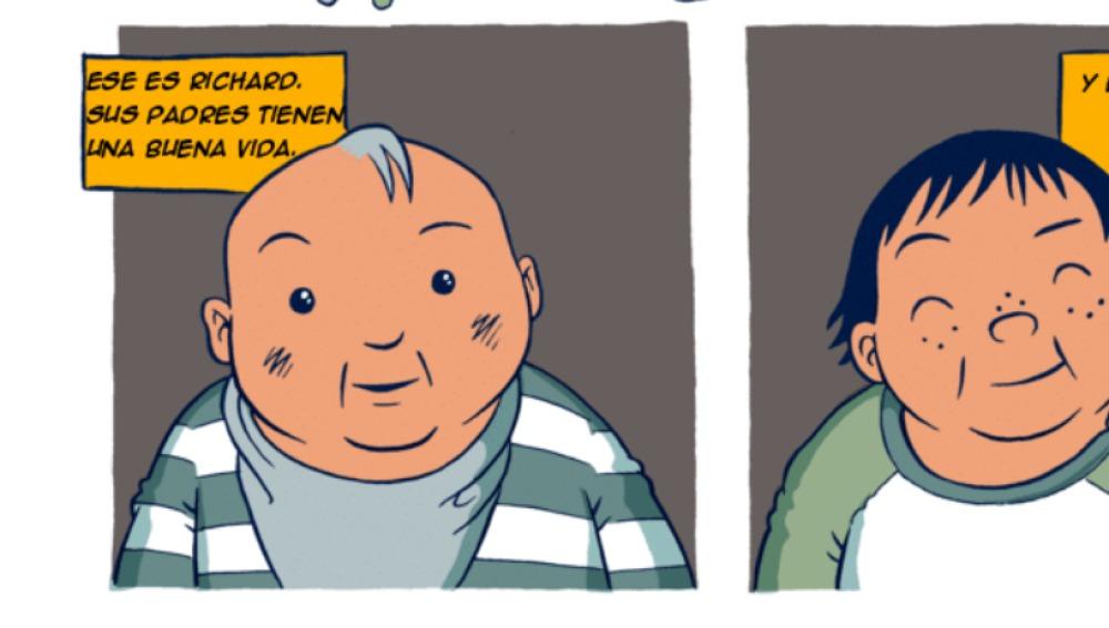"""En bandeja"", de Toby Morris"