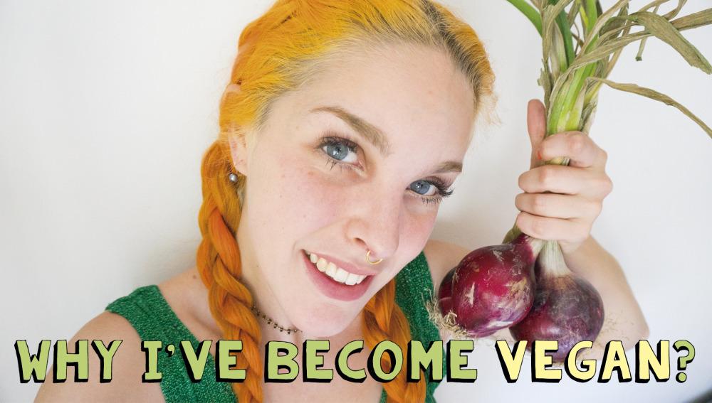 Llevo un mes siendo vegana y esto es lo que he aprendido.