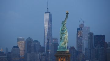 El skyline de Nueva York