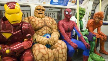 Cosas raras que pasan en el metro