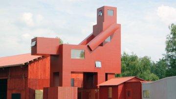 Domestikator, instalación del colectivo Atelier Van Lieshout