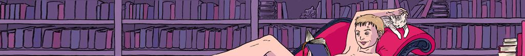 Libros por un tubo